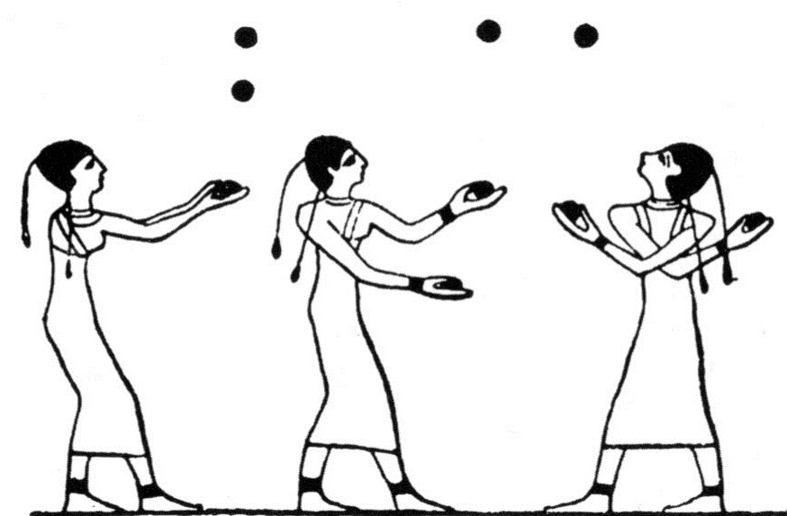storia della giocoleria