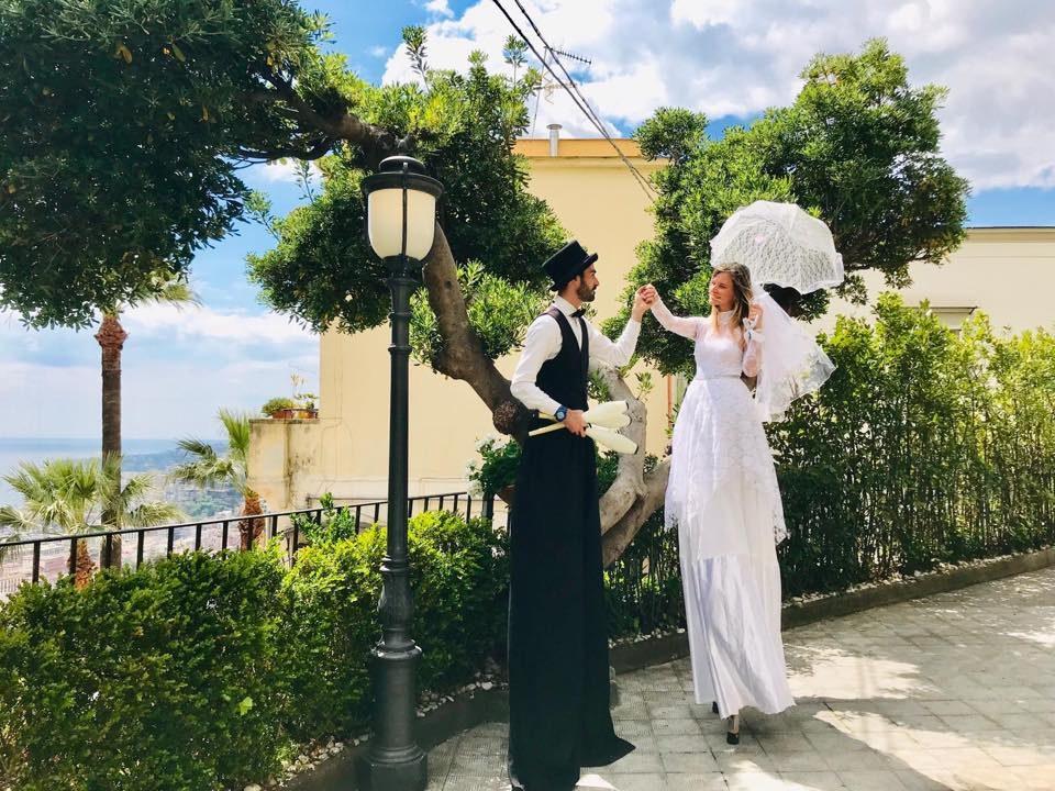 organizzazione wedding napoli e campania