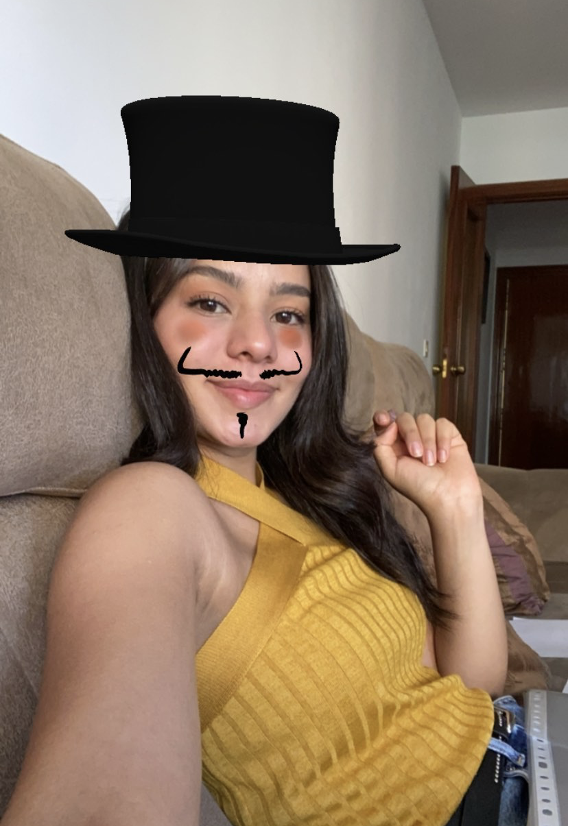 Instagram Filter clown
